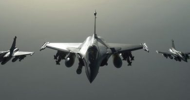 India to receive first Rafale fighter jet in Sept