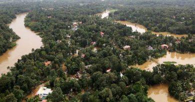 கேரள மாநிலத்தின் 8 மாவட்டங்களுக்கு ஆரஞ்சு அலர்ட்