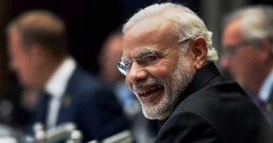 Dynastic politics destroyed institutions: Modi