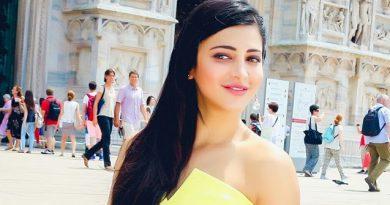 Shruti Haasan seeks out good vibes
