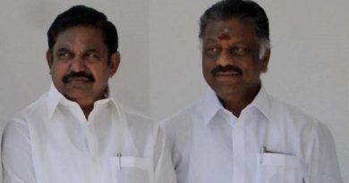 Panneerselvam to be discharged from hospital