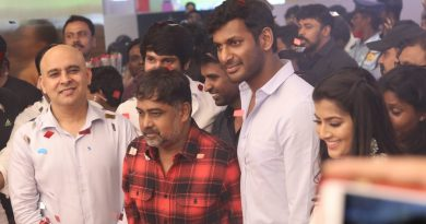 Sandakozhi 2 Press Show Stills