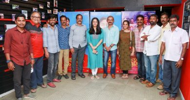 Kaatrin Mozhi Movie Press Meet Stills