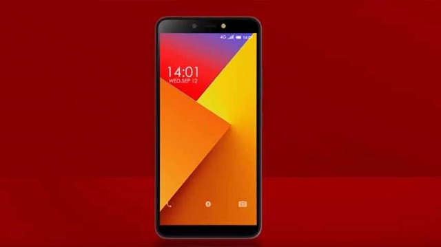 Budget itel smartphone with face unlock feature in India