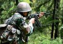 Gunfight rages in Tral forest area