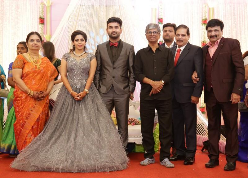 actor ramesh kanna son jashwanth kannan � priyanka wedding