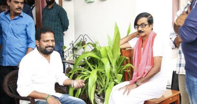 Celebrities at Zombie Movie Pooja- Photos