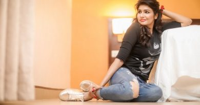 Actress Anjena Kirti New Stills