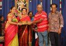 Toshini salangai pooja Bharathanatyam Photos
