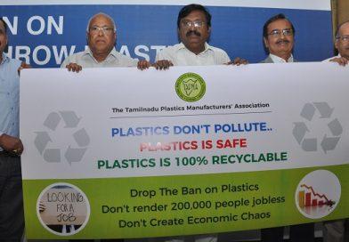 TAPMA Plans Huge Demonstration on 13th Dec. for Withdrawal of Plastics Ban