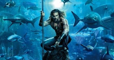 Aquaman- Movie Review