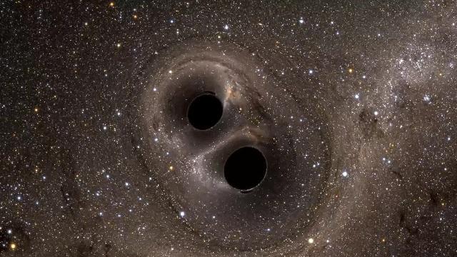 black holes detected -#main