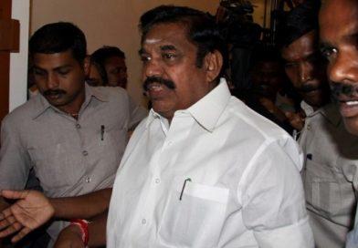 அம்மா உணவகங்களில் ஆய்வு மேற்கொண்ட முதலமைச்சர் எடப்பாடி பழனிசாமி
