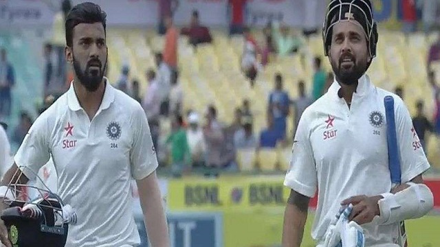 3rd Test: India Drop Struggling Rahul, Vijay For Boxing