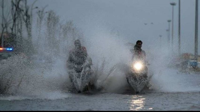 Heavy rain likely at isolated places in Chennai