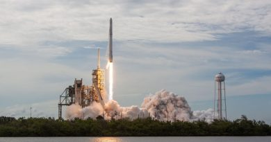 SpaceX Crew Dragon creates history, docks with space station