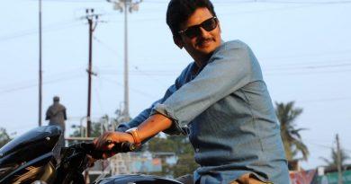 Actor Jiiva Latest Stills