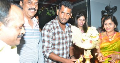 Actor Vishal Launches V Square Sport