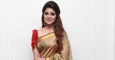 Actress Aathmika Latest Photos
