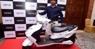 Vogo partners with CMRL to provide electric scooter rentals in Chennai