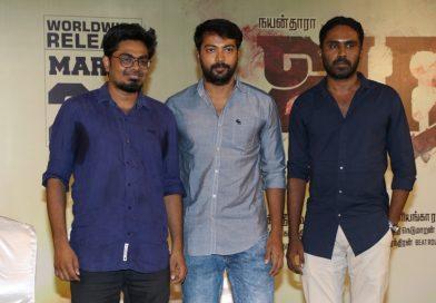Airaa Tamil movie press meet photos
