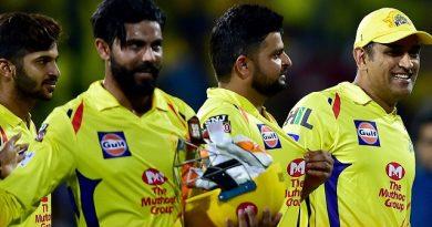 5 வீரர்களை ரிலீஸ் செய்த சென்னை சூப்பர் கிங்ஸ்!