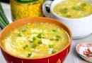 Sweet corn soup- Recipe
