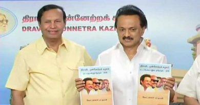 Warn Sri Lanka against attacks on Indian fishermen: DMK