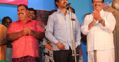 "71st Stage Show of Y.Gee.Mahendra's ""3 Ji"" Event Stills"