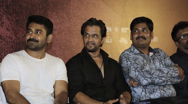 Kolaigaran Movie Press Meet Stills