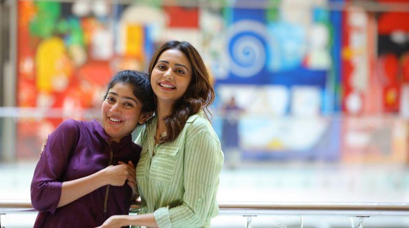 Actress Rakul Preet Singh and Sai Pallavi Photos