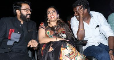 Gypsy Movie Audio Launch Stills