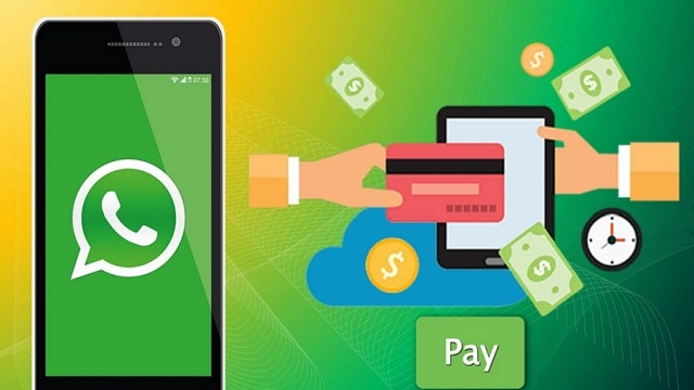 Image result for whatsapp pay