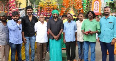 Vijay Sethupathi Movie VSP33 Pooja Stills