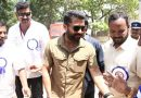 Celebrities Cast Their Vote at Nadigar Sangam Election Stills – Set 2