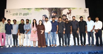 Thumbaa Movie Press Meet Photos