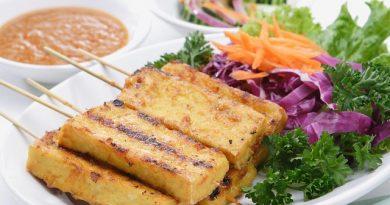 Paneer Satay- Recipe