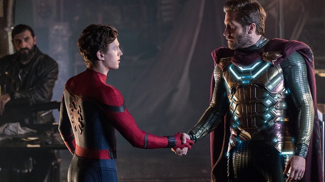 Spider-Man's continues weaving magic in week 2