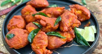 Chicken Sholay Kebab- Recipe