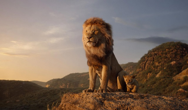 """The Lion King"" update: Rs 74.59cr in India till Monday"