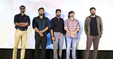 Saago Movie Press Meet Photos