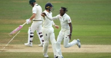 Ashes: Australia cling on to draw despite Archer, Leach heroics