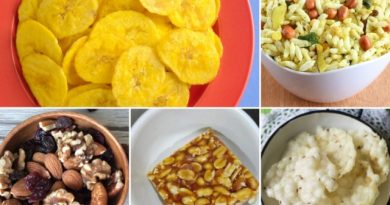 Choosing Snacks Wisely : From One Mamma to Another