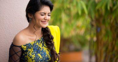 Actress Athulya Ravi Latest Images