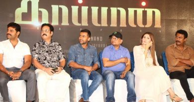 Kaappaan Movie Press Meet Stills