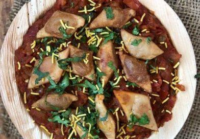 Banarasi Tamatar Chaat- Recipe