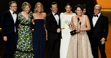 Emmy Awards wraps up with lots of surprises, records