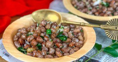 Peanut Sundal – Recipe