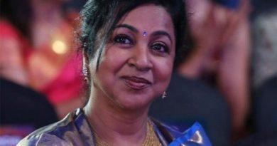 சன் டிவியை விட்டு விலகிய ராதிகா!