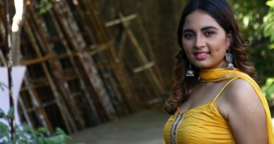 Actress Srushti Dange Latest Photos